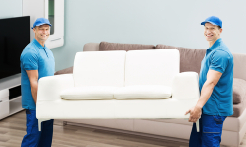 Long Distance Furniture Transport